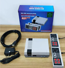 US Build in 620 GAMES Mini AV/HDMI Classic Video Game Console for NES Game NEW