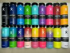 18/32/40oz Hydro Flask Wide Mouth Insulated Water Bottles W/BPA-Free Flex Cap