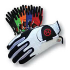 Zero Friction Mens Compression Golf Glove / Right & Left Hands / Free Shipping