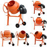 More images of Electric Portable Cement Mortar Plaster Mixer Mixing Building Helper with Wheels