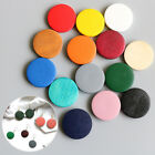 Kyпить 10PCS Candy Color Round Wooden Discs Earring Jewelry Making DIY 15/20/25/30mm на еВаy.соm