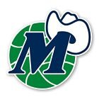 Dallas Mavericks Retro Precision Cut Decal / Sticker on eBay