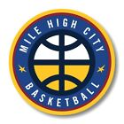 Denver Nuggets Round Precision Cut Decal on eBay
