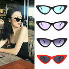 Fashion Womens Vintage Retro Cat Eye Triangle Sunglasses UV400 Eyewear Glasses