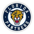 Florida Panthers Round Precision Cut Decal / Sticker $11.99 USD on eBay