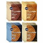 Stroopwafel Sports Nutrition Waffle Assorted Flavors 16 Count GU Energy Daily Us