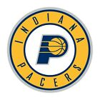 Indiana Pacers Round  Decal / Sticker Die cut on eBay