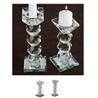 Внешний вид - Handcrafted Crystal Glass Votive Candle Holder Taper Holder Tabletop Centerpiece