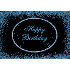 30/40/50/60th Birthday Background Party Studio Photography Backdrop Shoot Props