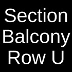 3 Tickets Cats 4/14/19 Costa Mesa, CA