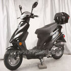 New 49cc gas Moped Scooter motorcycle street bike with rear trunk