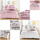 Duvet Cover Sets High Quality Duvet Quilt Cover and Pillowcases Bedding Set image