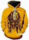 Fashion Men/Women's  Reggae King Bob Marley 3D Print Sweatshirt Hoodies Pullover