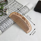 New Peach Wood Comb Head Massage Hair Care Wooden Tools Beauty Accessories