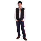 Han Solo Hope Cosplay Costume Sets Stripes Pants / Vest / Suit Star Wars Cosplay $59.99 USD on eBay
