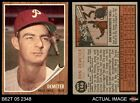 1962 Topps #146 Don Demeter Normal Tint Phillies EX