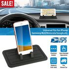 Universal Sticky Silicone Pad Car Dashboard Mount Holder Cradle for Cell Phone