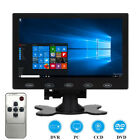 "7""/9""/10"" LCD CCTV Monitor PC Screen AV RCA VGA HDMI 1080P for DSLR Raspberry PI"