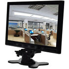 7 /9 /10  LCD CCTV Monitor PC Screen AV RCA VGA HDMI 1080P for DSLR Raspberry PI