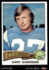 1975 Topps #230 Gary Garrison Chargers EX/MT $0.99 USD on eBay