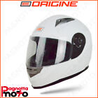 CASCO INTEGRALE ORIGINE HELMETS TONALE SOLID GLOSS WHITE | BIANCO LUCIDO