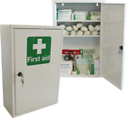 British Standard Compliant First Aid Key Cabinet - Fully Stocked Medical Cabinet