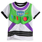 NWT Disney Store Toy Story Buzz Lightyear Costume Boy T Shirt many sizes