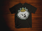 Dream & Smiles Mascot Dee Bear Graphic Pro Club Tee Shirt Small to Big and Tall