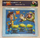 Disney Toys Story Woody & Buzz Light Vintage, I love Sea Whale Mouse Pad Mat