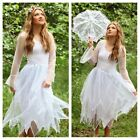 Deluxe Adult Tooth  Fairy Dress~ Party Costume ~Theatre~ Renaissance ~ Dance