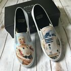 Star Wars Sperry Top Siders Mens White R2D2 C3PO New $18.99 USD on eBay