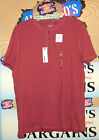 New Mens Sonoma Sun-Washed Henley Pre Washed Vintage Colors $11.99 Free shipping