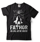 Fathers Day Gifts Gift For Dad Cool Father's Day Gift Idea Fathor Thor Dad Shirt