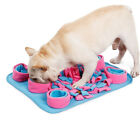 Dog Sniff Training Mat Smell Pad Food Slow Feeding Release Stress Pet Blanket