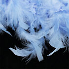 2Yard 6ft Chandelle Fluffy Feather Boa Strip Wedding Bachelorette Dressup Party