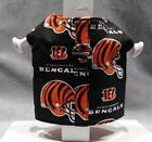Adorable CINCINNATI BENGALS Handmade Dog Vest with Harness for TINY Breed Dogs $11.49 USD on eBay