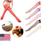 Kyпить US! Lady Women Sexy Lingerie Fishnet Lace Mesh High Thigh Stockings Pantyhose на еВаy.соm