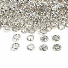 20mm Snap Poppers Prong Rings Press Studs Fastener For Arts Crafts Leather Belts