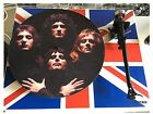 QUEEN A Day At The Races 7 or 12 inch TURNTABLE platter MAT *see others* queen 2