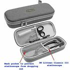 Medical Nurse Accessories Storage Travel Carry Case fits 3M Littmann Stethoscope