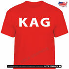 KAG - Keep America Great T-Shirt -- 2020 campaign tees t shirt trump usa  image