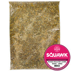 SQUAWK Mixed Poultry Corn - Nutritious Protein Rich Food For Chicken Geese Duck