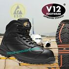 V12 Octane Safety Boots Trainer Shoe Composite Metal Free Vegan Friendly UK 6-12