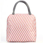 Tote Lunch Insulated Bags Travel Picnic Cooler Carry Portable Food Box For Women