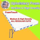 Upholstery Foam Seat Cushion Replacement Sheets variety Regular Cut by FoamTouch image