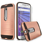 For Motorola Droid Maxx 2 Case, Shockproof Cover+Screen Protector