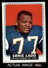 1964 Topps #163 Ernie Ladd Chargers Grambling 6 - EX/MT $11.5 USD on eBay