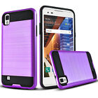 For LG Tribute HD Phone Case, Shockproof Cover+Screen Protector