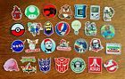 Vinyl Stickers 80's Cartoon Nintendo Ghostbusters Voltron Nasa High Quality