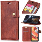 For Nokia 9 PureView Phone-Case Cover Premium PU Leather Wallet 3 Card Holders